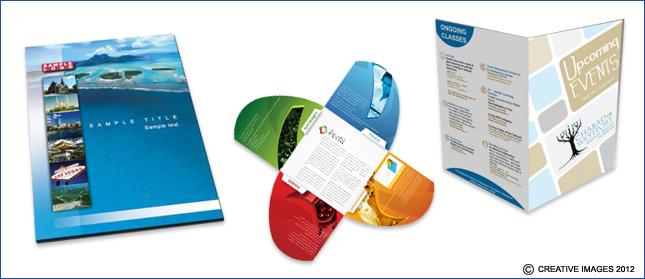 creative images brochure design