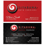 Siyaduma Business Card